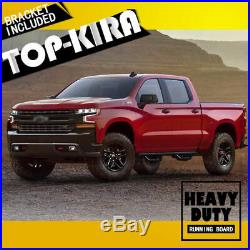 For 15-20 Colorado/Canyon Ext. Cab 3 Drop Running Board Side Step Nerf Bar BD