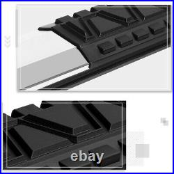 For 15-20 Colorado/Canyon Ext Cab Aluminum 5 Side Step Nerf Bar Running Board