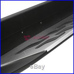 For 18-19+ Chevy Equinox Side Step Running Board Nerf Bars Driver Passenger Side