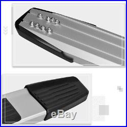 For 19-20 Silverado/Sierra 1500 Crew Cab 6 Aluminum Step Nerf Bar Running Board
