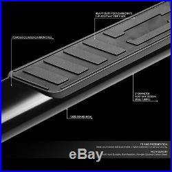 For 19-20 Silverado Sierra Extended Cab 5''od Oval Nerf Step Bar Running Boards