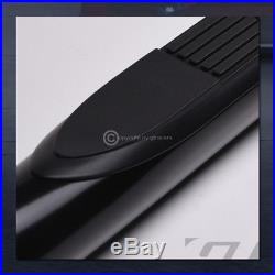For 1995-1999 Chevy Tahoe/gmc Yukon 3 Blk Side Step Nerf Bars Running Boards Jl