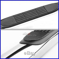 For 2000-2014 Suburban Yukon Avalanche Chrome 3od Nerf Step Bar Running Boards