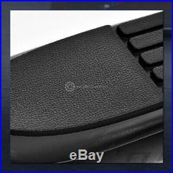 For 2002-2009 GMC Envoy/Trailblazer 3 Matte Black Side Step Nerf Bars Boards