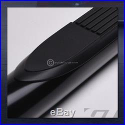 For 2002-2009 Trailblazer/envoy 3 Black Side Step Nerf Bars Running Boards Jl