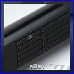 For 2004-2012 Colorado/Canyon Crew 3 Tube Blk Side Step Bars Running Boards Hd