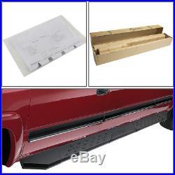 For 2007-2017 Chevy Silverado/gmc Sierra Ext 5.5side Running Board Step Bar