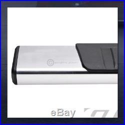 For 2007-2018 Silverado/Sierra Ext Cab 6 OE Aluminum Side Step Running Boards