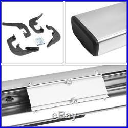 For 2007-2018 Silverado/sierra Pickup Standard 6chrome Running Board Step Bar
