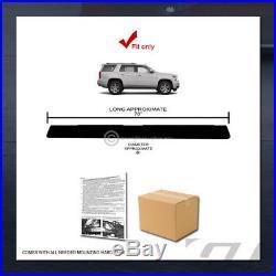 For 2015-2018 Chevy Tahoe/GMC Yukon 6 Oe Aluminum Side Step Running Boards