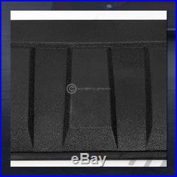 For 2015-2018 Colorado Crew Cab 6 Oe Type Aluminum Blk Side Step Running Boards