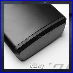 For 2015-2019 Chevy Tahoe/GMC Yukon 6Aluminum Blk Side Step Running Boards