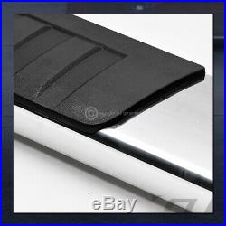 For 2015-2019 Colorado/Canyon Extended 6Aluminum Side Step Running Boards