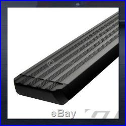 For 2015+ Colorado/Canyon Ext Cab 5 Matte Black Aluminum Side Running Boards I4