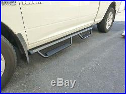 For 2019-2020 Chevy Silverado Double Cab 3 Running Board Nerf Bar Side Step BUC