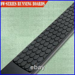 For 5.5 Silverado/Sierra 1500 Double Cab 07-18 Running Board Side Step Nerf Bar