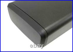 For 6 07-18 Silverado/Sierra Extended Cab Nerf Bars Side Steps Running Boards