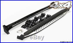 For Chevrolet Captiva 2007+ Side Steps Running Boards Set Type 4