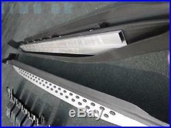 For Chevrolet Holden Captiva 2008-2016 running board side step Nerf bar
