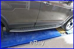 For Chevrolet Holden Captiva 2008-2016 running board side step Nerf bar N