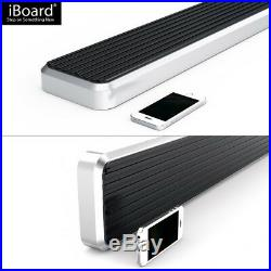 IBoard Running Boards 6 inches Fit 00-20 Chevy Tahoe GMC Yukon Cadillac Escalade