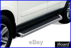 IBoard Running Boards Style Fit 09-17 Chevrolet Traverse GMC Acadia