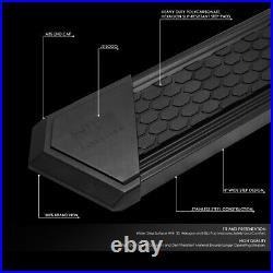 J2 For 19-20 Silverado Sierra Crew Cab 8 Black Honeycomb Step Bar Running Board