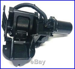 Left Driver Power Running Board Motor Bracket For 07-14 Chevy Caddy GMC 25971282