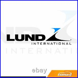 Lund TrailRunner Running Boards For Chevy Suburban 1500 2000-2014 Extruded
