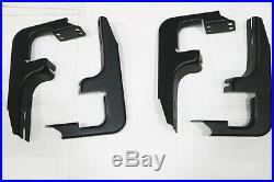 NEW OEM GM 6 Chrome Running Boards Side Steps 19170424 Chevrolet Traverse 09-17