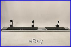 NEW OEM GM 6 Chrome Step Bars 22805682 Silverado Sierra 6.6 Double Cab 2015-19