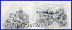NEW OEM GM Chrome Rectangular Step Bars 23196400 Chevy Suburban Yukon XL 2015-18