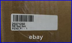 NEW OEM GM Power Running Board Step 25971280 Tahoe Yukon Escalade SUV 2007-2014