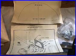 NOS GM 1967 1968 1969 1970 Chevy Truck Side Panel Running Board Step Unit 986838