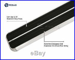 Nerf Bar Running Boards For Silverado/Sierra 1500 Pickup Extended Cab 1999-2014