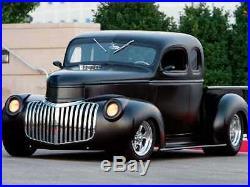 New 1946 2 Wider Chevy/GMC Street Truck 1/2 ton Smooth Steel 16g Running Boards