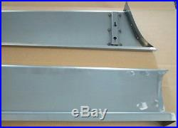 New 1950 Chevy/GMC Truck 1/2 ton Smooth Steel 16g Running Boards Hot Rod Street