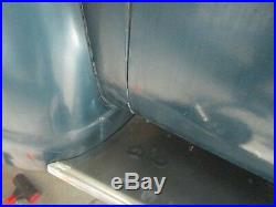 New 1951 Chevy/GMC Truck 1/2 ton Smooth Steel 16g Running Boards Hot Rod Street