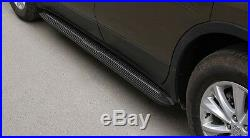 New Chevrolet Holden fit for Captiva 2008-2017 running board side step Nerf bar