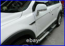 New design Chevrolet Holden Captiva 2006-2018 running board side step Nerf bar
