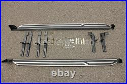 Newest Fits for Chevrolet Equinox 2018 2019 Running Board Side Step Nerf Bar