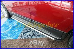Newest style Fit Chevrolet Equinox 2018 2019 Running Board Side Step Nerf Bar