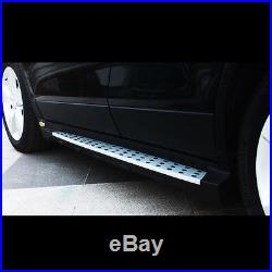 OEM X6 style Running Board Nerf Bar Side Step For Chevrolet Trax 20132016+