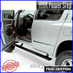 Open Box Amp Research PowerStep Automatic Step Boards For 07-13 Chevy Avalanche