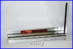 Owens Products OC7094 Classic Series Extruded 2in. Wheel To Wheel Running Boards