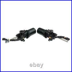 Pair Left+Right Power Running Board Motors for Cadillac Escalade Chevy GMC Yukon