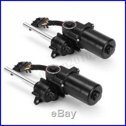 Pair Power Running Board Motor For 07-14 TAHOE YUKON ESCALADE 19303235 19303236