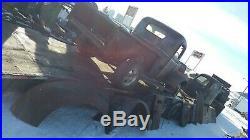 Passengers Running Board 1946 Chevy Pickup Truck 39 Chevrolet 1941 46 1939-47