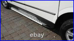 RUNNING BOARD SIDE GUARD PROTECTOR nerf bar FIT FOR CHEVROLET CAPTIVA 2006-2016