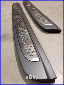 RUNNING BOARD SIDE STEPS FOR CHEVROLET HOLDEN CAPTIVA 7 LX CG 2006-2015 Year